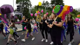 Carnival of Giants Telford 15th July 2017