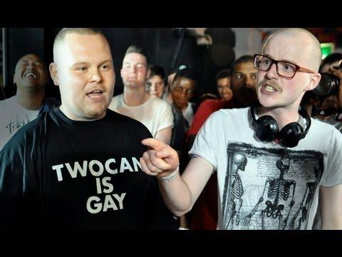 BIG J VS TWO-CAN |  Don't Flop Rap Battle