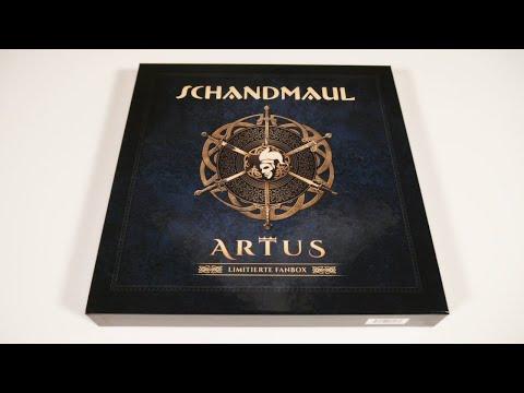 Schandmaul - Artus Box Unboxing