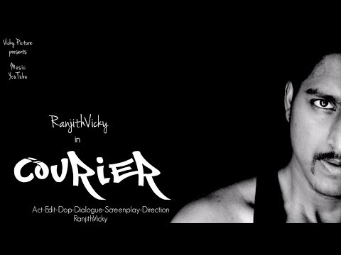 Courier - New Thriller Shortfilm | RanjithVicky | Tamil Short Film