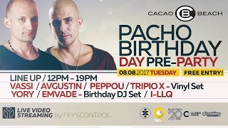 Download PACHO Birthday Day Pre-Party 2017 MP3 song and Music Video
