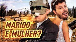DESTRUIR É DIVERTIDO! ft. DANILO GENTILI E RATO BORRACHUDO - Rataria 3.0 - Ubisoft Brasil