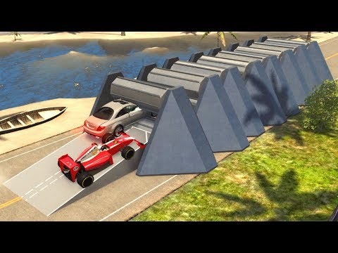 Download Youtube: Beamng drive - Car Annihilator