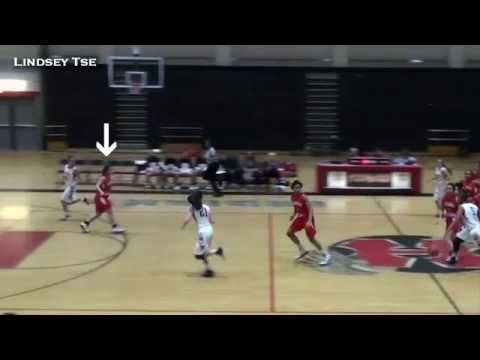 Lindsey Tse (Class Of 2016) College Basketball Recruiting Video
