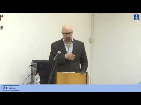 Prof. Donald Bloxham -The Holocaust within a Modern European History of Genocide and Mass Violence