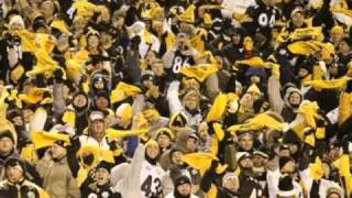official steelers super bowl remix