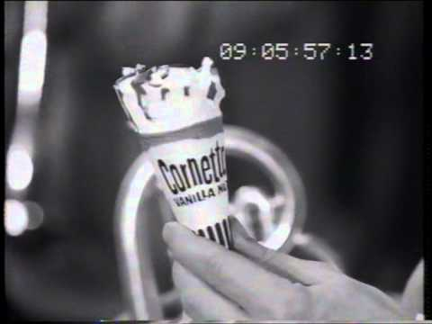Streets Cornetto 1965 TV commercial - YouTube