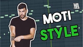 Moti Style Free FL Studio Template | Vol. 50