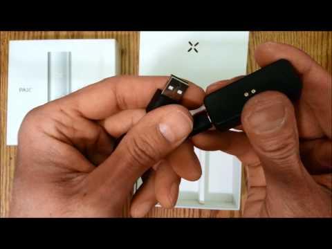 Pax 2 Vaporizer Unboxing Video Review