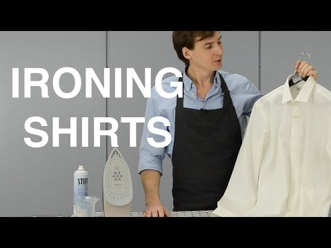 How to Iron Shirts - The Ultimate Step-by-Step Guide