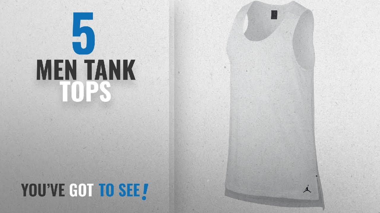 63209ed3ebf2 Jordan Men Tank Tops  Winter 2018    Jordan 23 Lux Vest Men s Tank ...