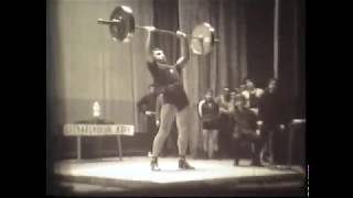Weightlifting Press 1969