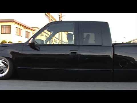 Repeat 1991 Chevrolet Silverado C1500 - bagged, custom truck