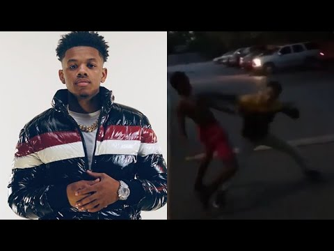 OBN JAY PULLS UP ON GOON TO FIGHT AFTER DISSING HIM