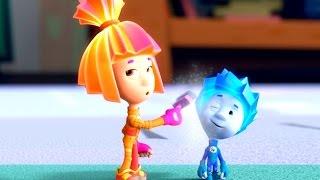 Фиксики Будильник Фиксики все серии подряд игр мультфильма Фиксики Children TV