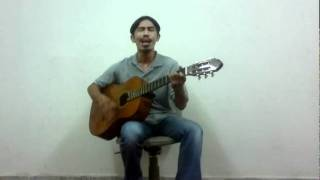 Di Puncak Bukit Hijau - ( Gitaran Sendiri ) Ranadi Casta