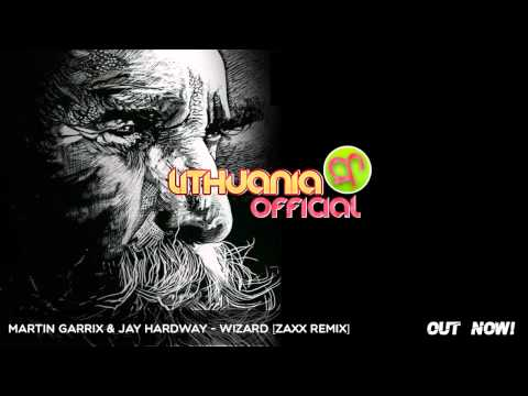 Martin Garrix & Jay Hardway - Wizard (ZAXX REMIX)