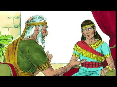 Children's Daily Bible Story -Solomon Becomes King, May 20 #