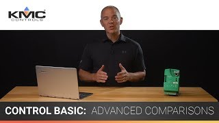 Control Basic: Advanced Comparisons