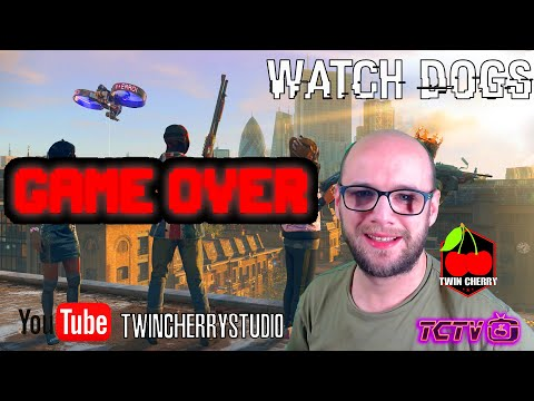 GAME OVER WATCH DOGS LEGION |