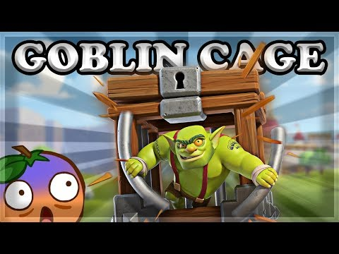 NEW BUILDING CARD: Goblin Cage - First Look 🍊