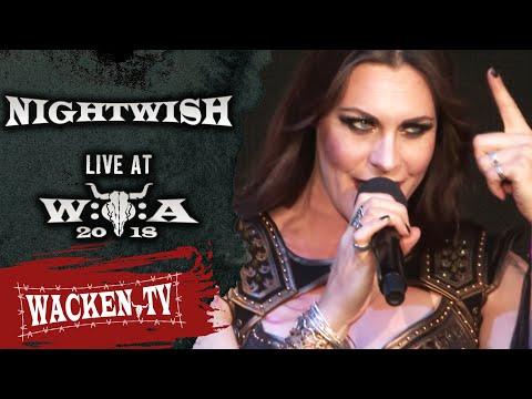 Nightwish - I Wish I Had An Angel - Live at Wacken Open Air 2018