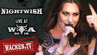 Nightwish celebrating one of their biggest hits live at Wacken Open...