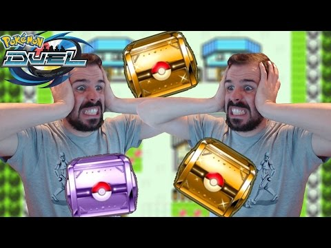 FRUSTRATING MIRROR MATCH! Daily Booster Box Openings + Grass Gym Cup Battles | POKEMON DUEL