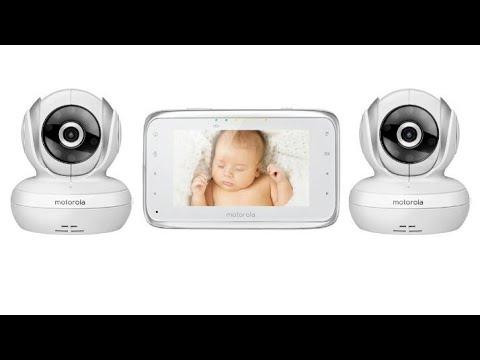 Baby Monitor  Motorola Monitor Review. 📽📷