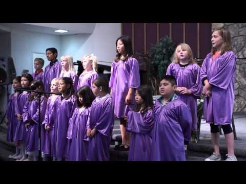 Selections from We Like Sheep  SVAS Choir  4K HD