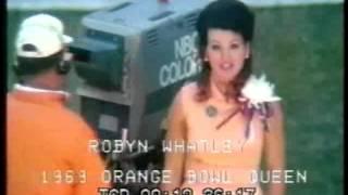1/1/1969 Orange Bowl NBC-TV Brief Intro