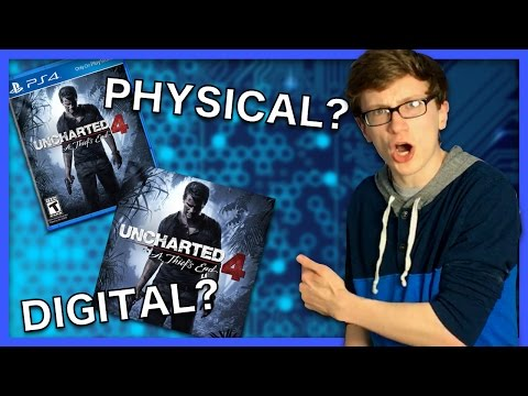 Physical vs. Digital Games - Scott The Woz