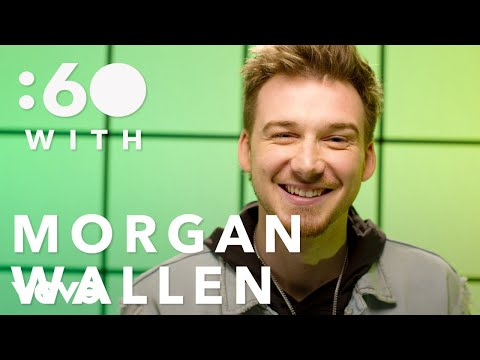 Morgan Wallen  :60 with Morgan Wallen