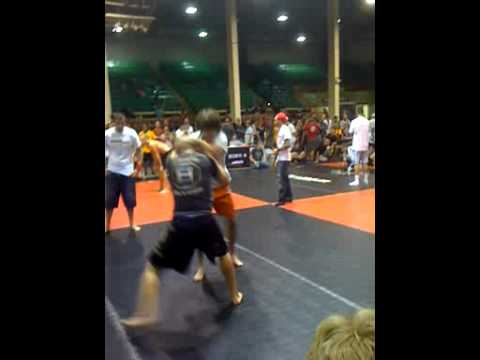 Nick Marr BJJ Colorado Open Wins By Submission.MOV