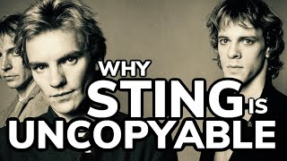 Why STING is UNCOPYABLE