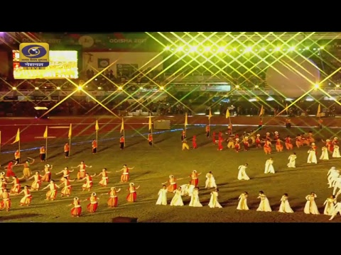 30th Opening Ceremony – 22nd Asian Athletic Championship 201