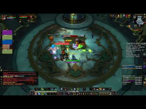 TW#1 Mythic 15+ Vault of Wardens DH PoV
