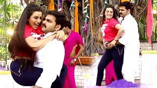 Pawan Singh Akshara Singh 2019 - Bhojpuri Holi Song.mp3