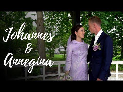 Trouwfilm Impressie ~ Johannes & Annegina (08-06-2018)