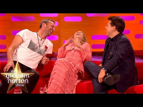 Download Youtube: Michael McIntyre Tests Out New Material On Chris Martin - The Graham Norton Show
