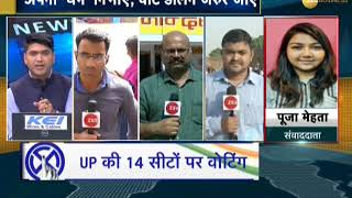 Chunav India Ka: Lok Sabha Elections 2019 Phase-6 voting underway