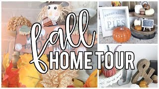 FALL HOME TOUR | SEPTEMBER 2019