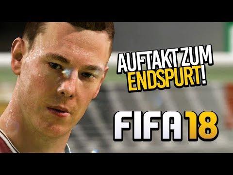 FIFA 18 ⚽️ 029: Auftakt zum ENDSPURT!