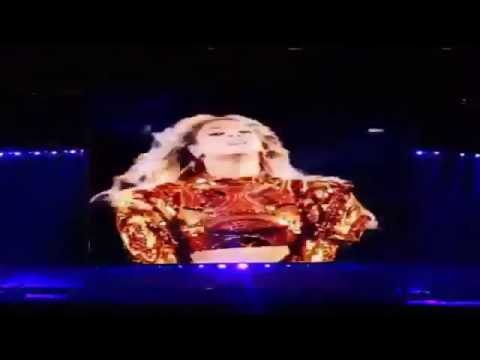 Beyonce Pays Tribute To The Late Shawty Lo At Her Concert In Atlanta #RIPShawtyLo - YouTube