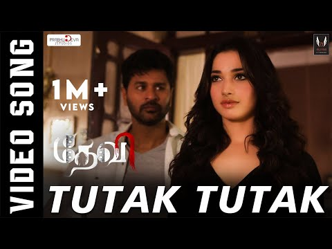 Tutak Tutak - Devi | Official  Video Song | Prabhudeva, Tamannaah, Amy Jackson | Sajid-Wajid | Vijay