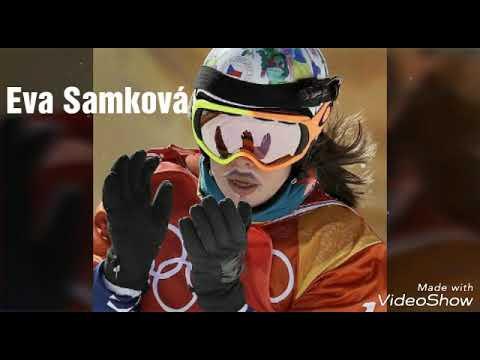 Eva Samková - snowboard - ZOH Pchjongjang 2018