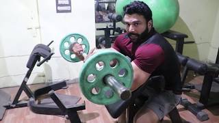 Complete Biceps/Triceps Workout | Panghal Fitness