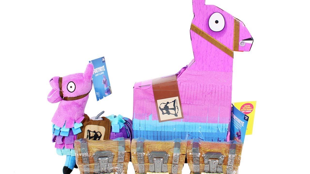 fortnite llama - fortnite llama cuddly toy
