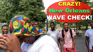 Crazy Lit 3WP Wave Check in New Orleans | They All Dipping!