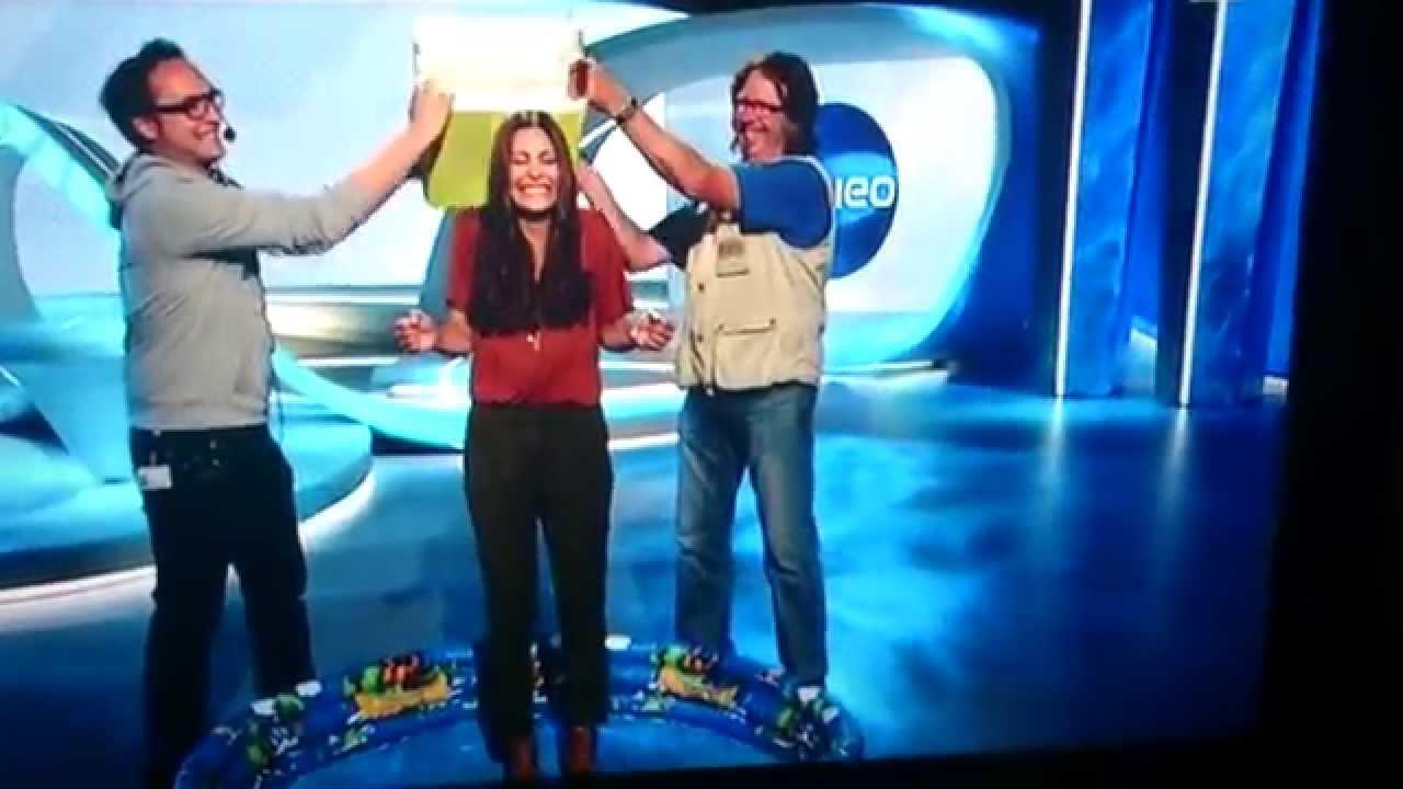 Galileo Funda Vanroy Als Ice Bucket Challenge Compilation